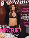 Elizabeth Hurley - Madame Figaro 1240 Magazine Pictures