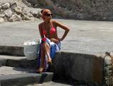 Eva Mendes - Pink Bikini Candids (LQ) Foto 345 (Ева Мендес - Pink Bikini Candids (ЛК) Фото 345)