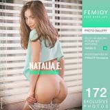FemJoy.com 2017 02 25 Natalia E Venetian Blinds