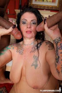 Erotic Image Chubby brunette movies