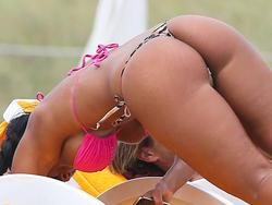 rico puerto Bikini in pictures