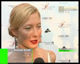 Maggie Rizer_CFDA event video