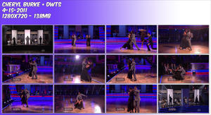 Cheryl Burke ~ DWTS 4-13-13