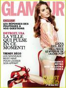 Lana Del Rey Glamour Paris May 2012