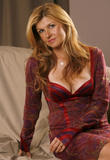 Connie Britton - Jeff Vespa Photoshoot - huge cleavage