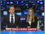 Georgie Thompson | SSN 24/02/09 *Slight Cleavage* | RS | 27MB
